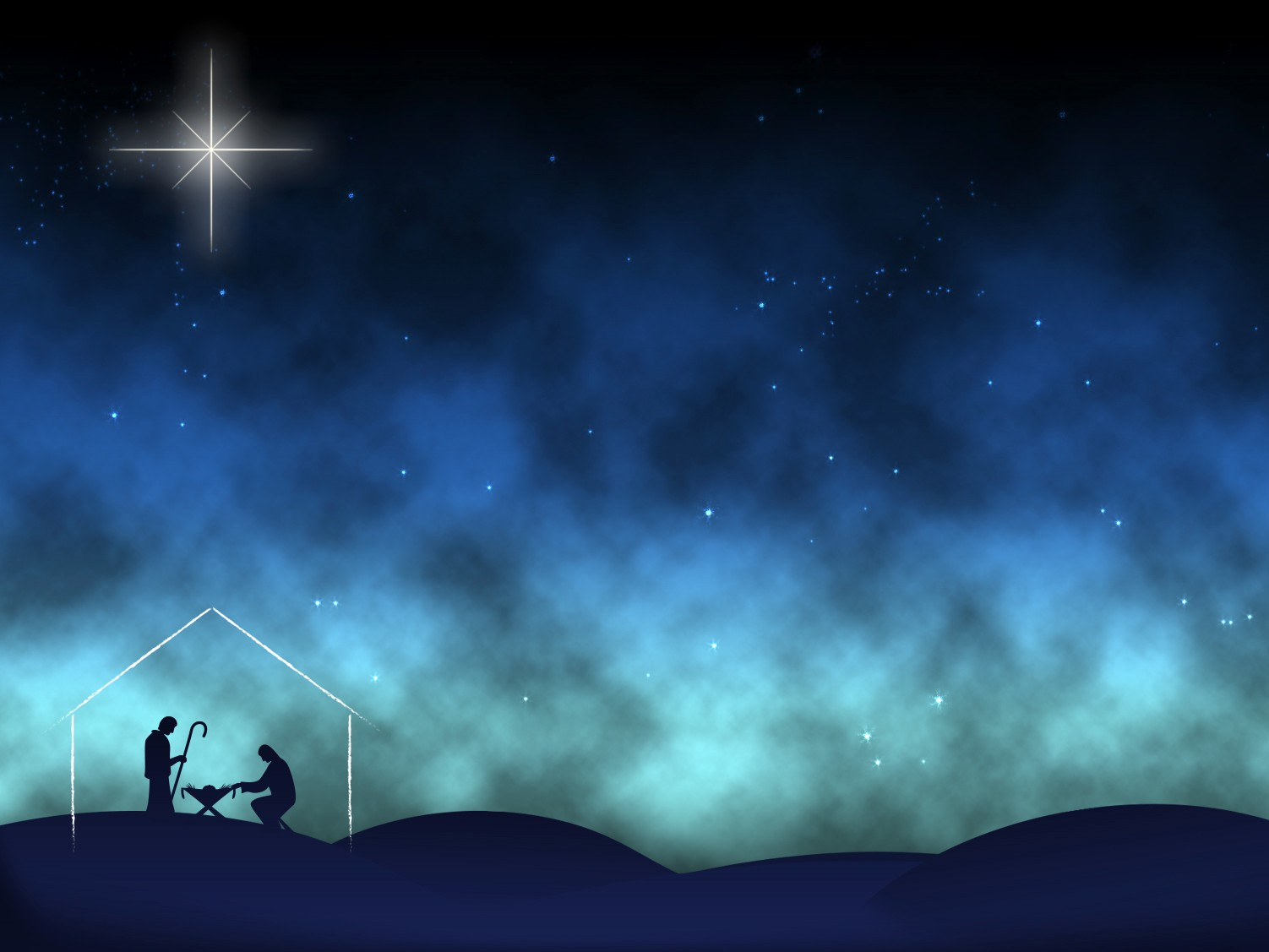 christmas worship background - photo #7